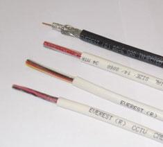 Pre-Made CCTV Cables